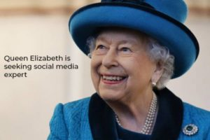 Queen Elizabeth is looking social media expert for British royal family, know salary if elected