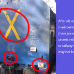 After all, why is the 'X' mark behind the train, there are many such secrets related to railway which you may not know
