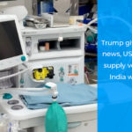 US ready to supply ventilator