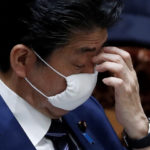 Shinzo Abe lockdown
