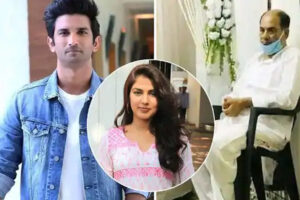 Sushant Singh Rajput's father lodges FIR against Riya Chakraborty