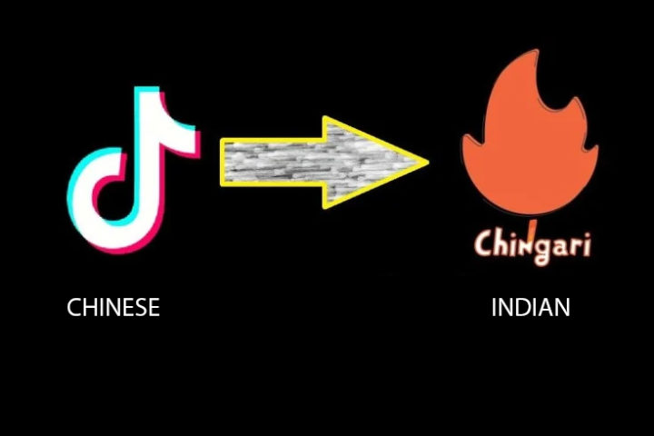 chingari app replacement of tiktok