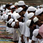 Bakrid and Namaz on Idgah