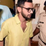 Umar khalid arrested